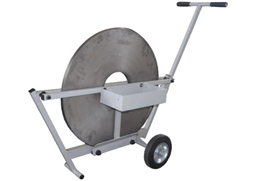 TP-104A Dispenser (cart) for steel strap