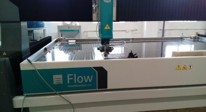 FLOW MACH 500 in work